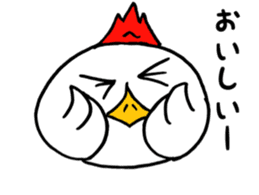 Chicken555 sticker #6626667