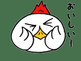 Chicken555 sticker #6626667