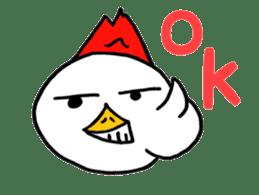 Chicken555 sticker #6626668