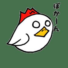 Chicken555 sticker #6626684
