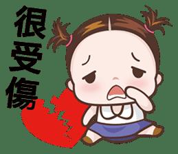 Little Nurse Girl sticker #6632235