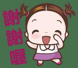 Little Nurse Girl sticker #6632236
