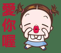 Little Nurse Girl sticker #6632244