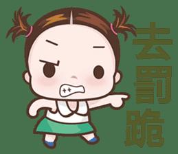 Little Nurse Girl sticker #6632252