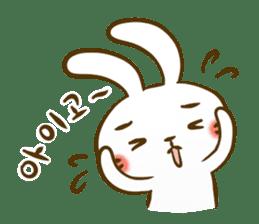 Let's korean language sticker #6639114