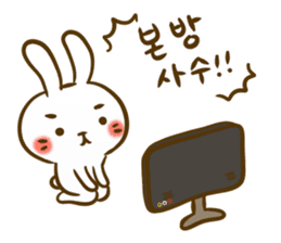 Let's korean language sticker #6639124