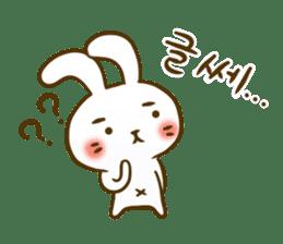 Let's korean language sticker #6639126