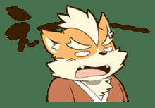 The Spicy Ninja Scrolls Sticker sticker #6640347