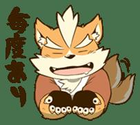 The Spicy Ninja Scrolls Sticker sticker #6640348