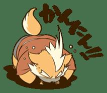 The Spicy Ninja Scrolls Sticker sticker #6640354