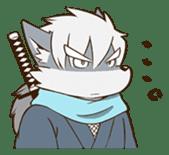 The Spicy Ninja Scrolls Sticker sticker #6640359