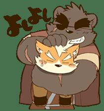 The Spicy Ninja Scrolls Sticker sticker #6640372