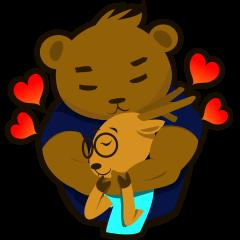 Bear&Deer