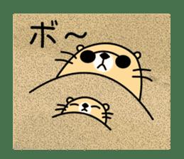 The Fat Sea Otter sticker #6646988