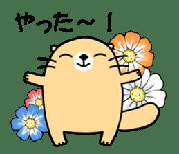 The Fat Sea Otter sticker #6647006