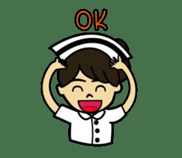 DowjaiNurse sticker #6652662