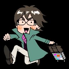Prof. Kenji OKUDA - a Behavior Analyst
