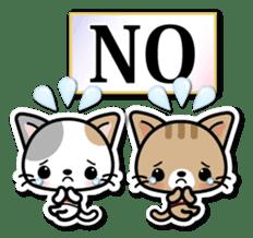 Japanese Style Cat Sticker ( English ) sticker #6669788