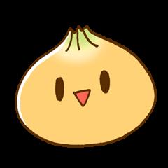 Dry onion