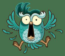 Owly sticker #6677984