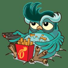 Owly sticker #6677988