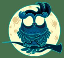 Owly sticker #6677990