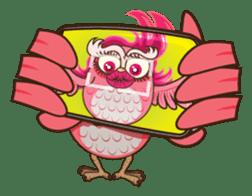 Owly sticker #6678006