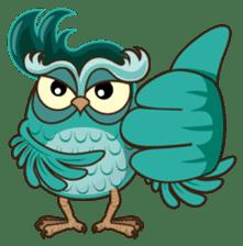 Owly sticker #6678011