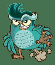 Owly sticker #6678013