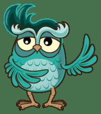 Owly sticker #6678015