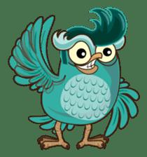 Owly sticker #6678018