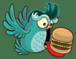 Owly sticker #6678021