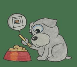 BFF (Dogs) sticker #6678152