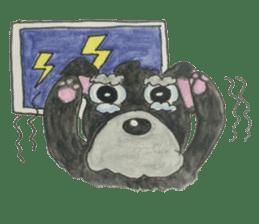 BFF (Dogs) sticker #6678157