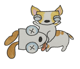 BFF (Dogs) sticker #6678162
