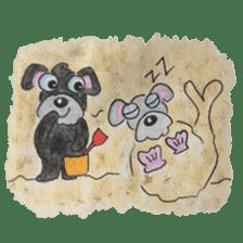 BFF (Dogs) sticker #6678169