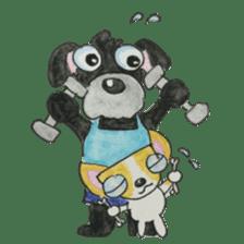 BFF (Dogs) sticker #6678173