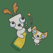 BFF (Dogs) sticker #6678174