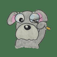 BFF (Dogs) sticker #6678179