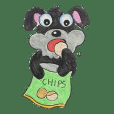 BFF (Dogs) sticker #6678180