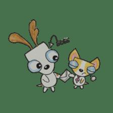 BFF (Dogs) sticker #6678181
