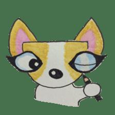 BFF (Dogs) sticker #6678183