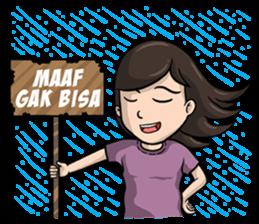 Jenaka sticker #6684402