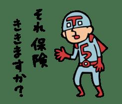 Do your best. Hero. Season 4 sticker #6699829