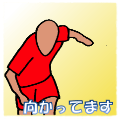 Soccer Player Sticker 2