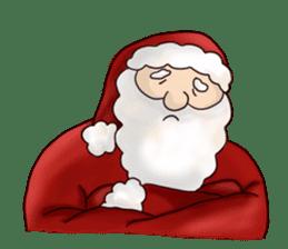 I am Santa Claus.(English) sticker #6704844