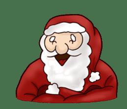 I am Santa Claus.(English) sticker #6704846