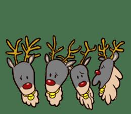 I am Santa Claus.(English) sticker #6704851