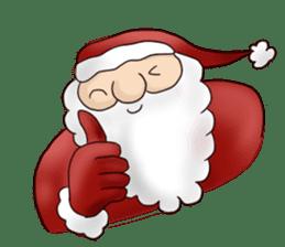 I am Santa Claus.(English) sticker #6704855