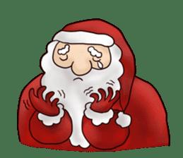 I am Santa Claus.(English) sticker #6704856